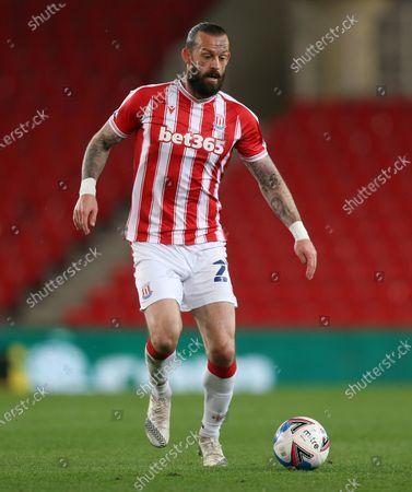 Stoke City's Stephen Fletcher