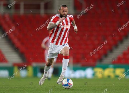 Stock Picture of Stoke City's Stephen Fletcher