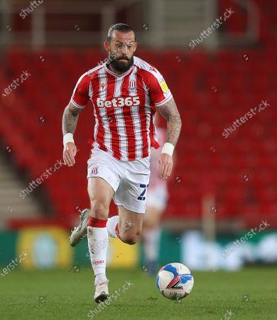 Stock Photo of Stoke City's Stephen Fletcher
