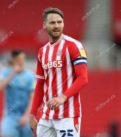 Stoke City's Nick Powell