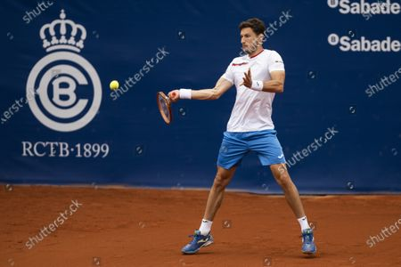 Pablo Carreno Busta of Spain during the 68th Torfeu Conde de Godó; Real Club de Tennis, Barcelona, Catalonia, Spain; ATP Tour, Mens Singles, Barcelona Open Tennis.