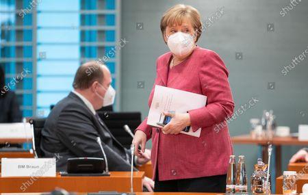 Cabinet Meeting, Berlin
