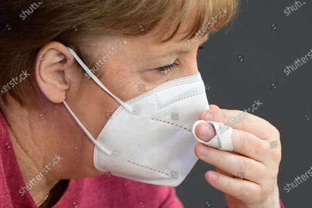 German parliament discusses protection against infection act, Berlin