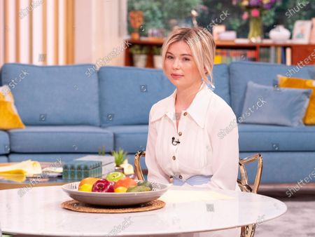 Editorial photo of 'This Morning' TV Show, London, UK - 21 Apr 2021