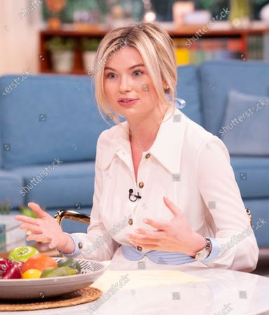 Editorial picture of 'This Morning' TV Show, London, UK - 21 Apr 2021