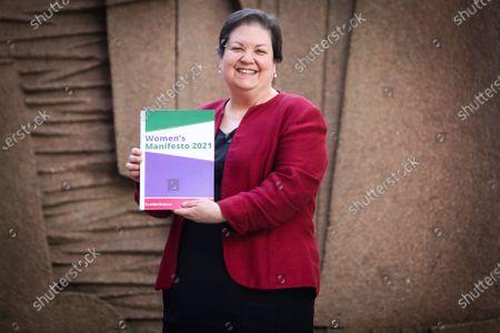 Scottish Labour leaders unveil their women's manifesto, Glasgow