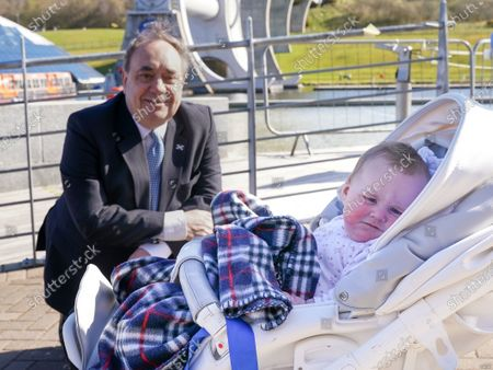 Alex Salmond launches Alba Party Manifesto and Central Scotland Campaign at Falkirk Wheel