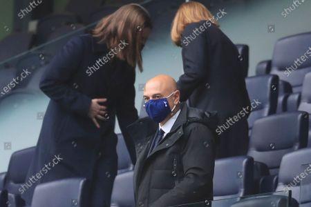 Editorial picture of Soccer Premier League, London, United Kingdom - 21 Apr 2021