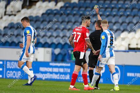 Editorial image of Huddersfield Town v Barnsley, EFL Sky Bet Championship - 21 Apr 2021