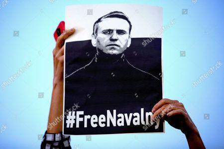 'Free Navalny' Protests