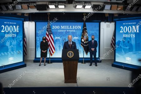 President Biden Coronavirus vaccine rollout press conference, Washington DC