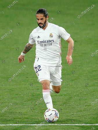 Francisco Roman Alarcon Isco of Real Madrid