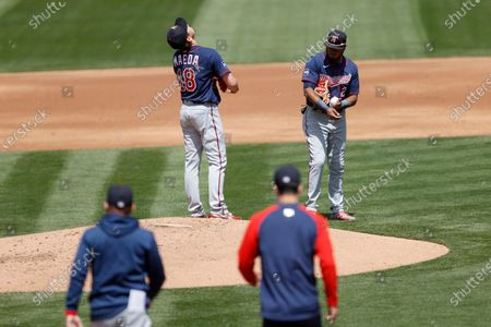 Editorial picture of Minnesota Twins at Oakland Athletics, USA - 21 Apr 2021