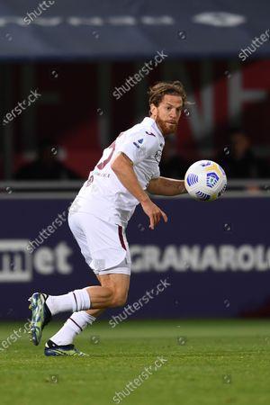 "Cristian Daniel Ansaldi (Torino)        during the Italian ""Serie A"" match between Bologna 1-1 Torino  at  Renato Dall Ara Stadium in Bologna , Italy."
