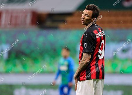 AC Milan v US Sassuolo