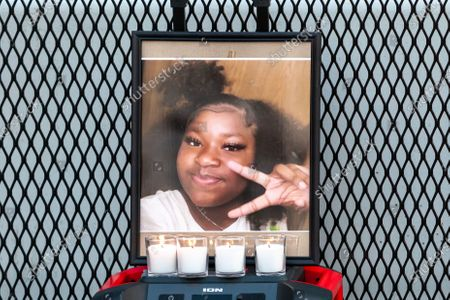 Protests at the killing of Ma'Khia Bryant, USA