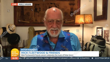 Stock Picture of Mick Fleetwood