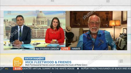Editorial photo of 'Good Morning Britain' TV Show, London, UK - 22 Apr 2021
