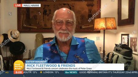 Stock Image of Mick Fleetwood