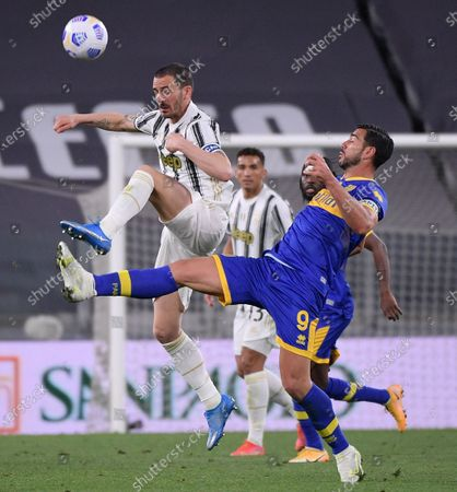Editorial picture of Italy Turin Football Series a Juventus vs Parma - 21 Apr 2021