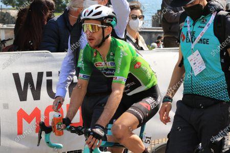 Simon Yates Team BikeExchange; Cycling Tour des Alpes Stage 5, Valle del Chiese to Riva del Garda, Italy on 23rd.
