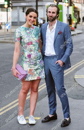 Editorial photo of Rosanna Falconer out and about, Bluebird Chelsea, London, UK - 21 Apr 2021