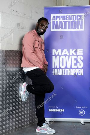 Editorial image of Apprentice Nation, supported by BT, London, UK - 22 Apr 2021