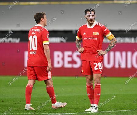 Max Kruse (1. FC Union Berlin), Christopher Trimmel (1. FC Union Berlin)