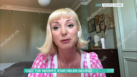 Stock Image of Helen George