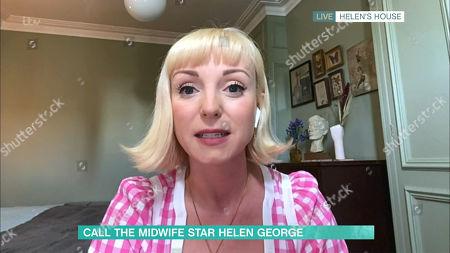 Stock Photo of Helen George