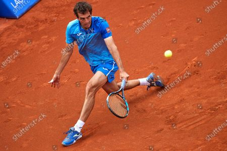 Editorial photo of Barcelona Open Banc Sabadell tennis tournament, Spain - 22 Apr 2021