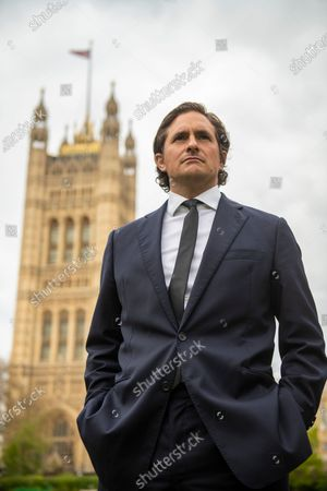 """Tory MP Johnny Mercer who was """"forced"""" to resign as a defence minister, by number 10, over the treatment of veterans who served in Northern Ireland."""
