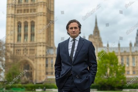 Editorial image of Johnny Merce photoshoot, London, UK - 21 Apr 2021