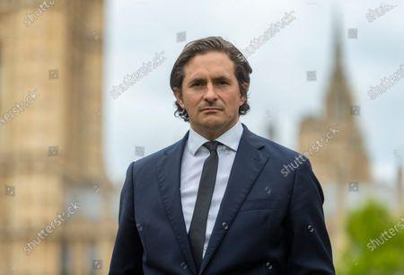 Editorial photo of Johnny Merce photoshoot, London, UK - 21 Apr 2021