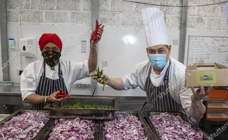 Stock Photo of SOCIAL BITE LAUNCH ÔAT HOMEÕ BOXES WITH CELEBRITY CHEF TONY SINGHHomelessness charity, Social Bite, has launched its very first At Home dining box, giving people across the central belt the chance to enjoy delicious, restaurant-quality dishes at home while supporting those who have experienced homelessness. The Singh 4 Your Supper menu, is in partnership with Scottish celebrity chef and restaurateur, Tony Singh.The Indian-themed dining box explores a variety of fresh, rich and aromatic flavours and is a delectable feast for two including eight dishes and a selection of sauces.
