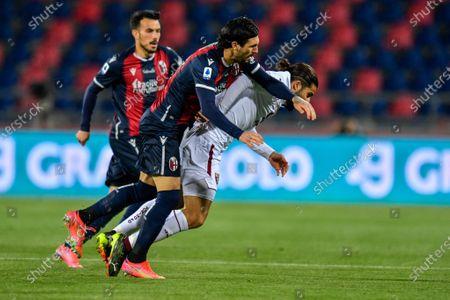Foul of Ricardo Rodriguez (Torino FC)