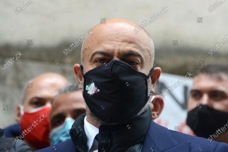 Stock Picture of Gianluigi Paragone
