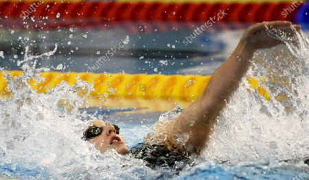 Editorial picture of Helsinki Swim Meet, Finland - 22 Apr 2021