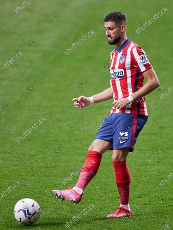 Yannick Carrasco of Atletico de Madrid