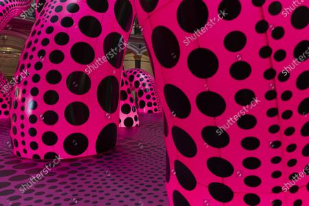 Yayoi Kusama, one of the world's most important contemporary artists, will open a retrospective at Berlin's Gropius Bau in Germany, the exhibition will take place from 23 April to 15 August 2021 at Gropius Bau Museum in Berlin.