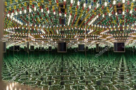 Editorial image of Yayoi Kusama will open a retrospective at Berlin's Gropius Bau, Germany - 22 Apr 2021