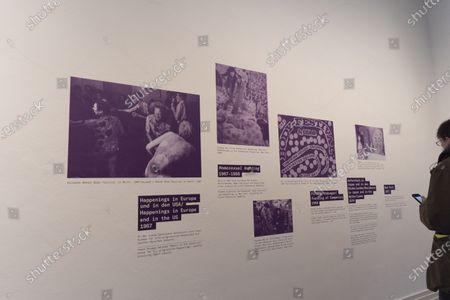 Editorial photo of Yayoi Kusama will open a retrospective at Berlin's Gropius Bau, Germany - 22 Apr 2021