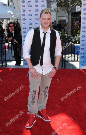 Editorial picture of American Idol Grand Finale 2010, Los Angeles, America - 26 May 2010