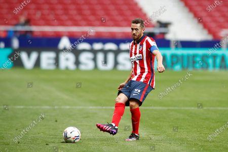 """Jorge Resurreccion """"Koke"""" of Atletico de Madrid in action"""