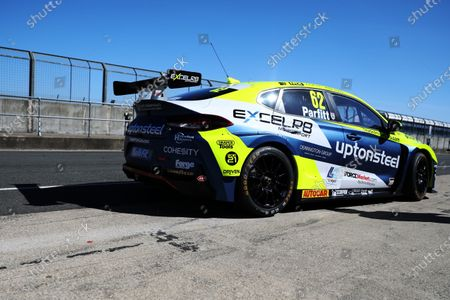 Editorial picture of BTCC 2021: BTCC Silverstone Media Day, Silverstone Circuit, United Kingdom - 22 Apr 2021