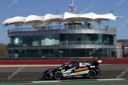 Editorial photo of BTCC 2021: BTCC Silverstone Media Day, Silverstone Circuit, United Kingdom - 22 Apr 2021