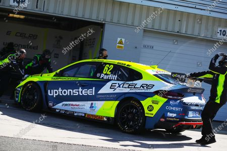 Editorial photo of BTCC 2021: BTCC Silverstone Media Day, Silverstone Circuit, United Kingdom - 22 Apr 2021