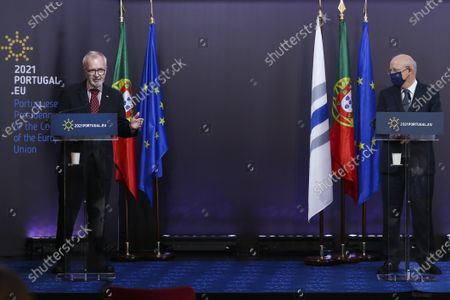 Editorial picture of European Union - Africa High Level Green Investment Forum, Lisbon, Portugal - 23 Apr 2021