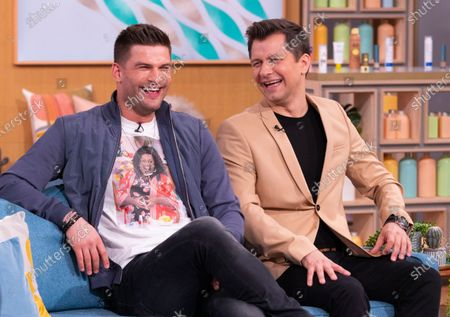 Editorial picture of 'This Morning' TV Show, London, UK - 23 Apr 2021