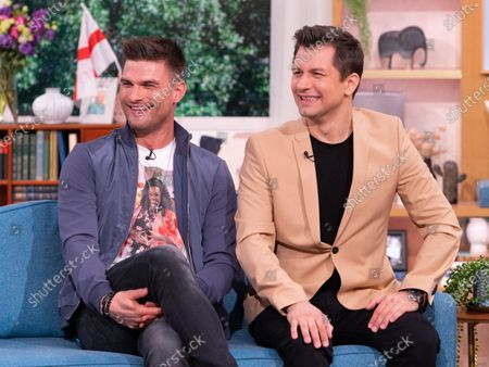 Editorial photo of 'This Morning' TV Show, London, UK - 23 Apr 2021